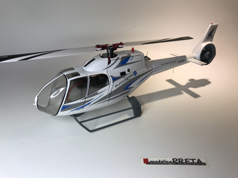 EC120 ユーロコプター エアバス社デモ機仕様