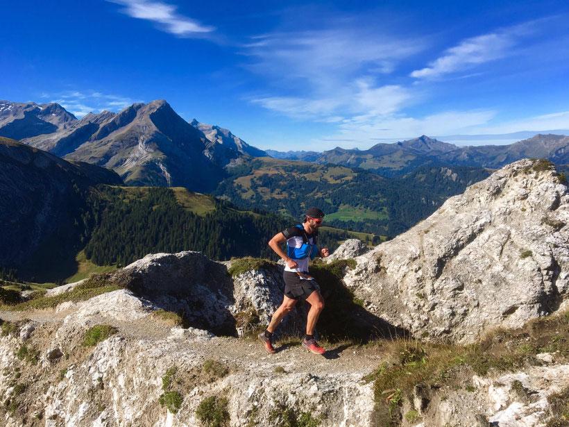 Ramon Krebs - Swiss Trail Tour