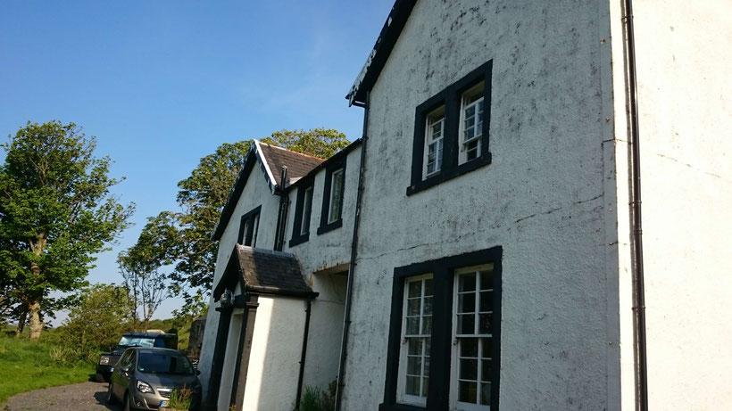 Unser Cottage auf Islay