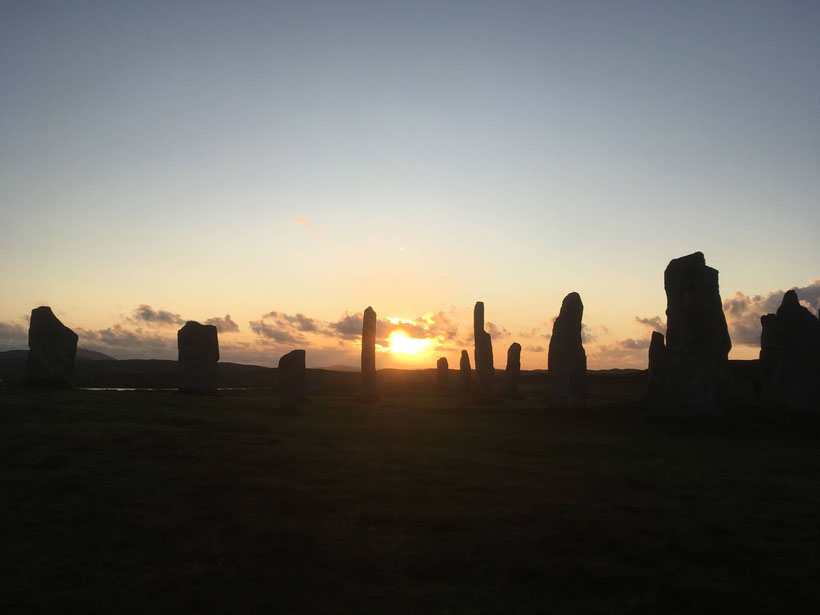 Standing Stones of Callanish, Isle of Lewis