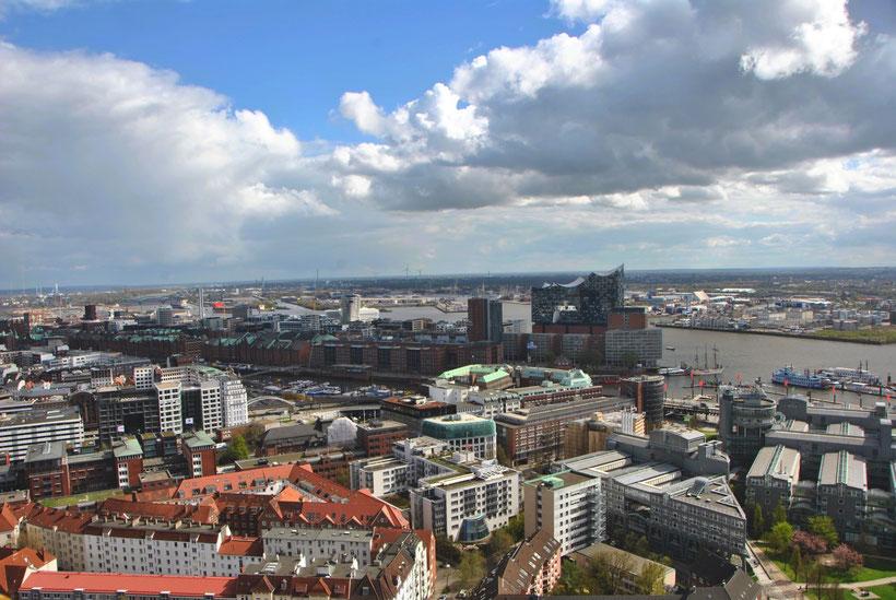 Hamburg vom Michel