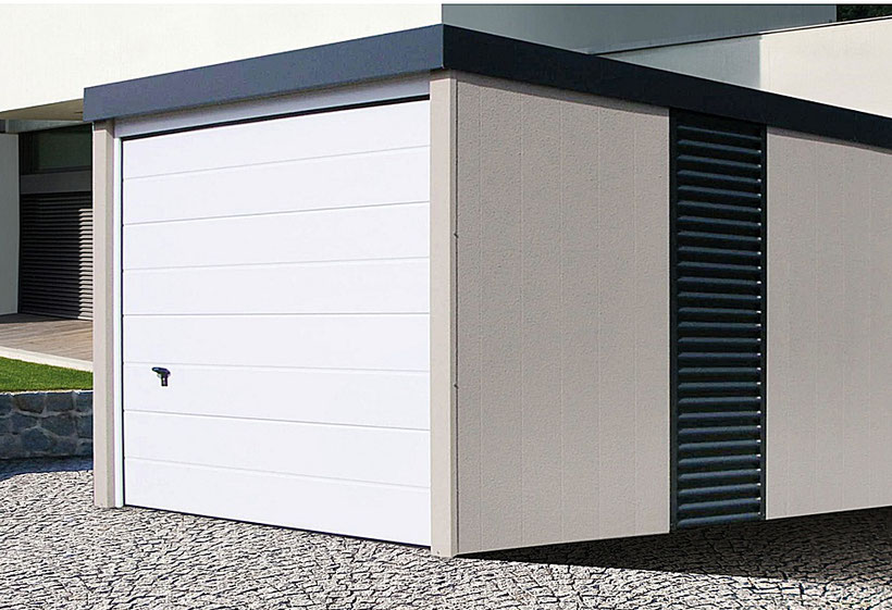 holz stahlgaragen carport in holz alu stahl carport. Black Bedroom Furniture Sets. Home Design Ideas