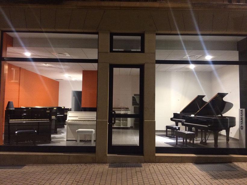Alsace pianos