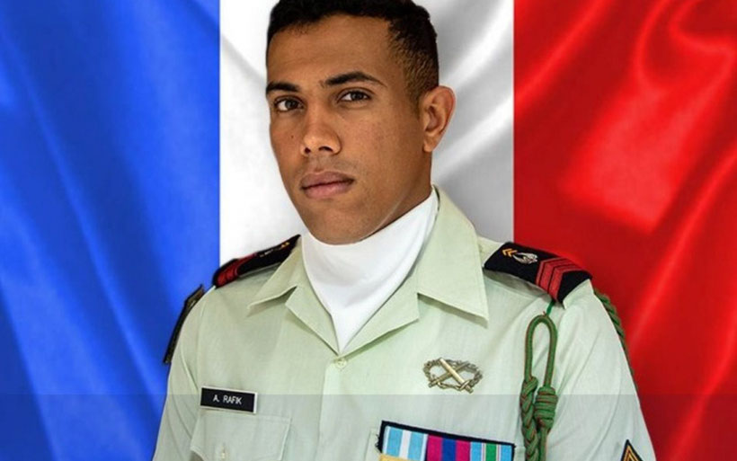 Le Caporal Abdelatif Rafik