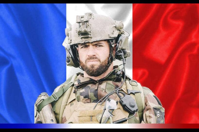 Le caporal-chef Maxime Blasco est mort pour la France le 24 septembre 2021 lors d'une action de combat au Mali.