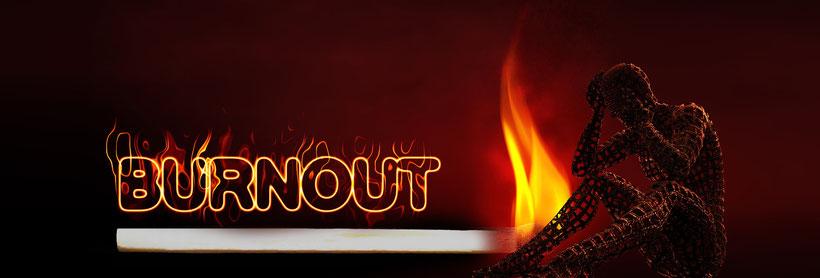 Burn out, Dauerstress, bornout, Psychotherapie, Überforderung, Unterforderung, körperlich und geistig am Ende