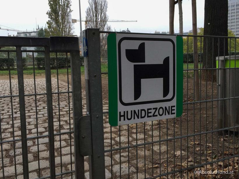 Hundezone Franz-Josefs-Kai 1010 WIen