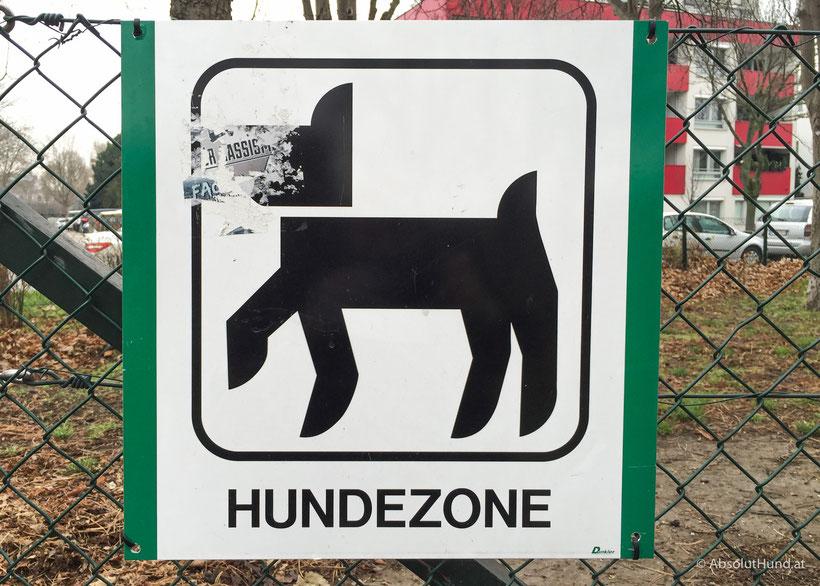Hundezone Otto-Affenzeller-Park Wien