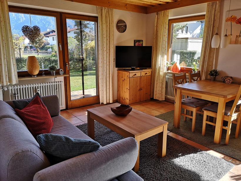 Wohnen Ferienwohnung Selig in Füssen, Allgäu, Bayern