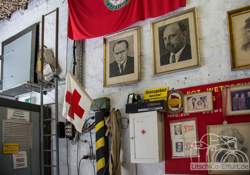 Bunkermuseum im Frauenwald, Thüringen