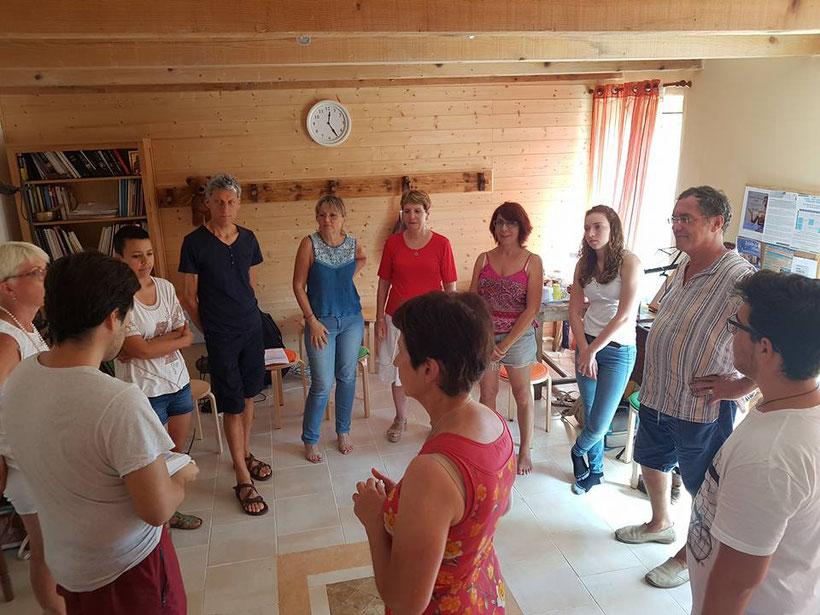 Ecole de chant Magrini Saint Maximin la Sainte Baume Var 83
