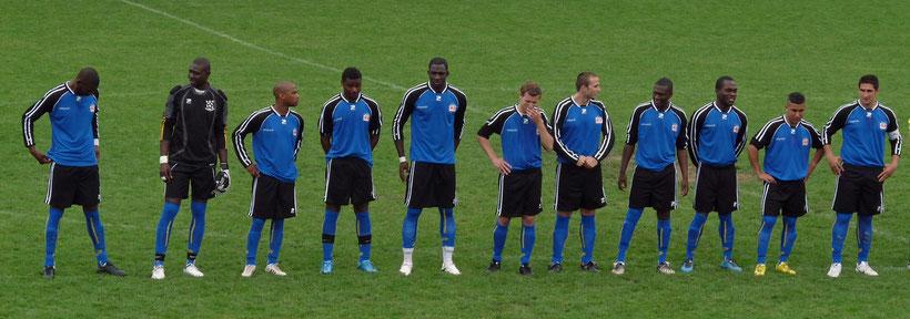 Vainqueur de la coupe de Seine Saint Denis 2010