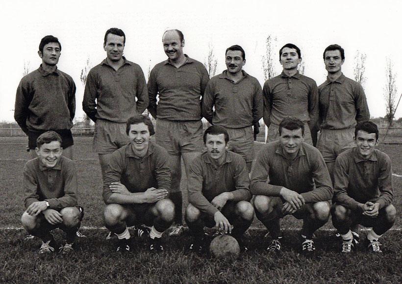 Equipe SENIORS Saison ~ 66/67
