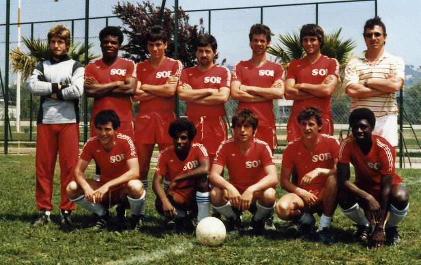 EQUIPE SENIOR (1977)