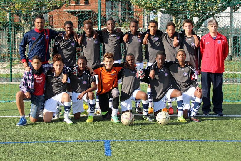 U15 A Saison 2014/2015