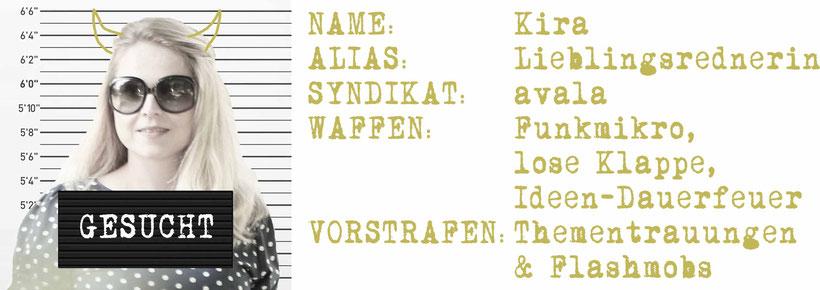 Kira Nothelfer ist die coolste Traurednerin für Berlin und Brandenburg