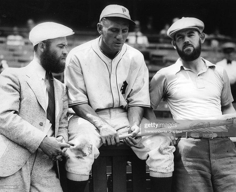 Nella foto Chuk Klain ( 40 home-run nel 1930)