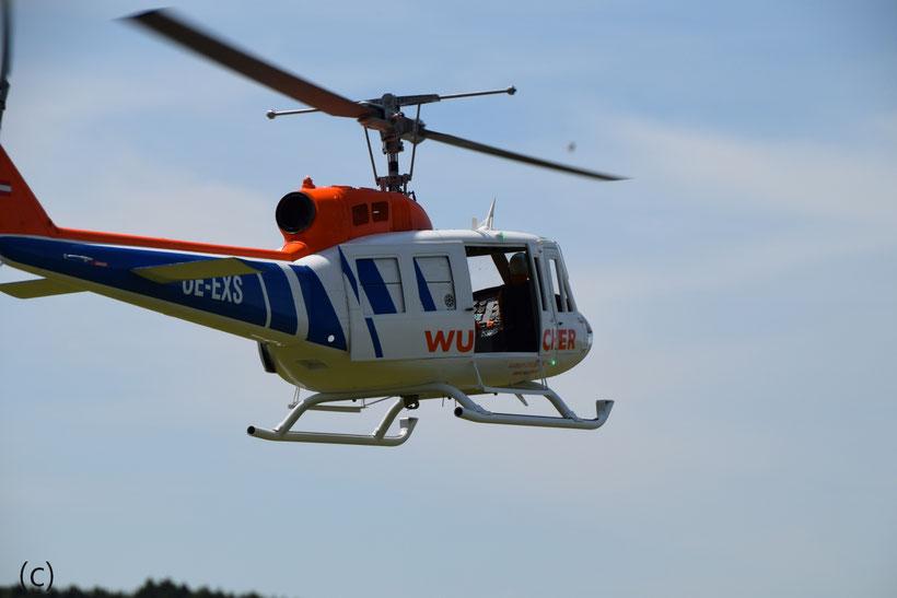 Bell 205 UH-1D 1:6 von Vario / Wucher
