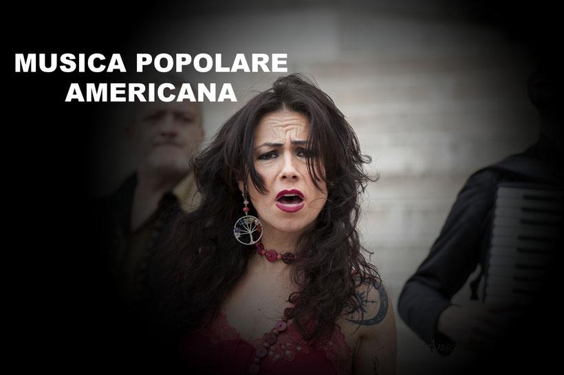 MUSICA POPOLARE AMERICANA,
