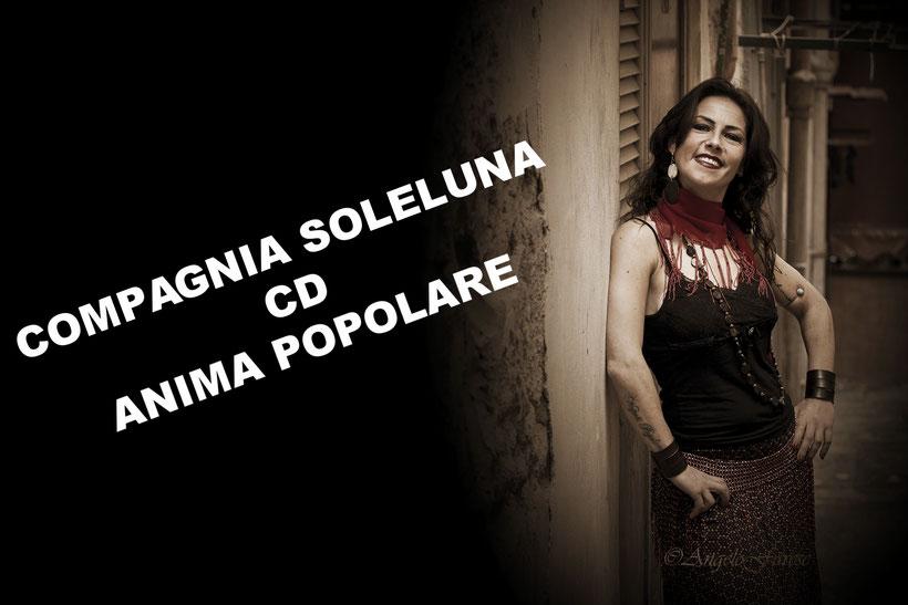 cd soleluna, cd, soleluna, anima popolare, compagnia soleluna, mp3, cd pizzica, cd musica popolare,