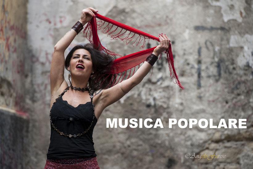 Con le espressioni musica tradizionale, popolare e folclorica si intende un macrogenere musicaleche include le musiche non legate a un autore noto né all'industria musicale. Nella definizione di musica tradizionale rientra anche la musica etnica, propria