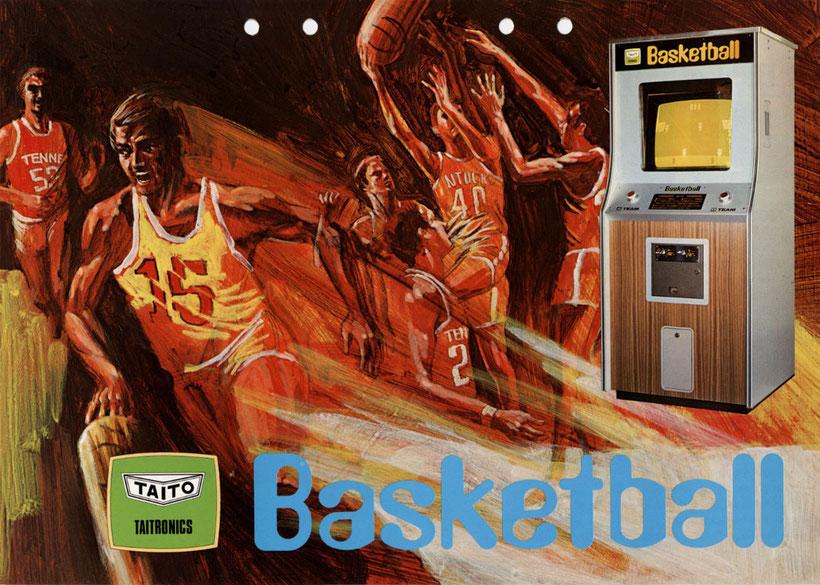 Basketball arcade 1974