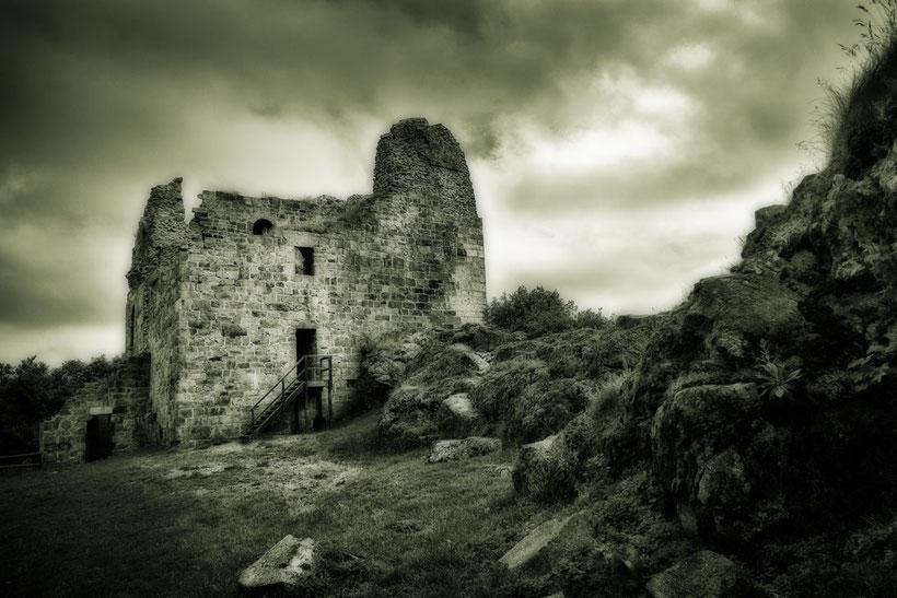 Burgruine Primda
