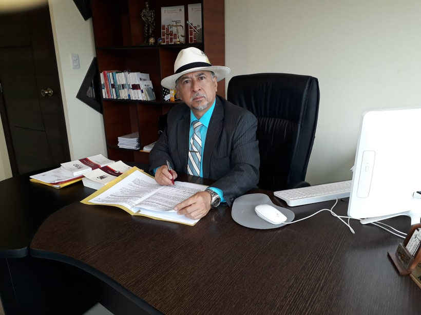 Abogado penalista en santo domingo, ecuador