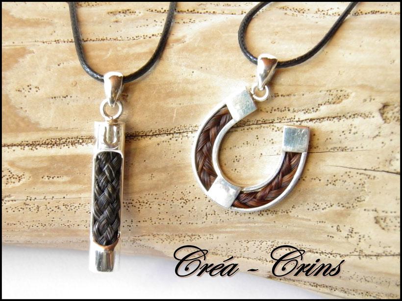 bijou crin bracelet cheval poney