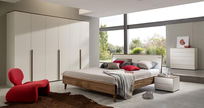 Schlafzimmer von Betschart - Modell Mia