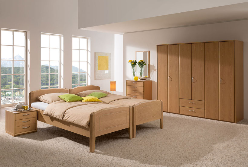 Schlafzimmer von Betschart - Modell Carmen