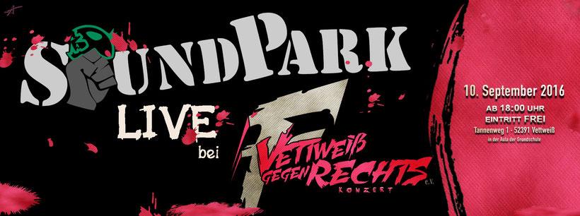 SoundPark Live bei VgR