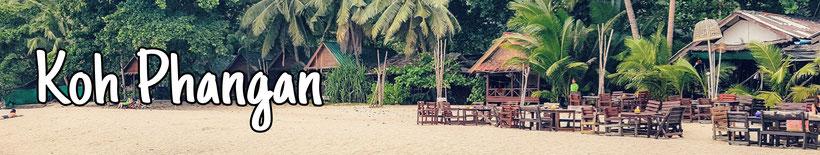 Reiseberichte Koh Phangan