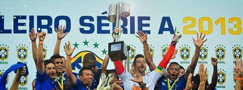 2013年3度目のブラジル制覇タイトル獲得