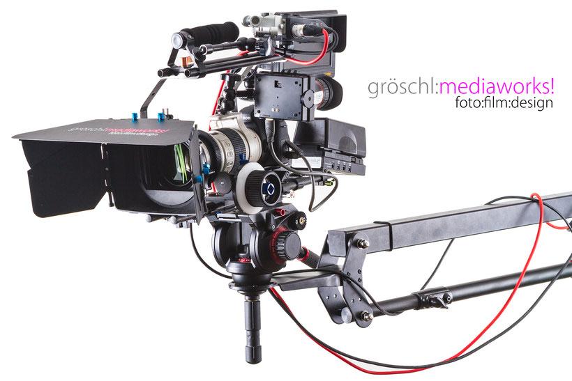 Professionelle Filmproduktion Gröschl Mediaworks Foto Film Design Straubing Bogen Niederbayern