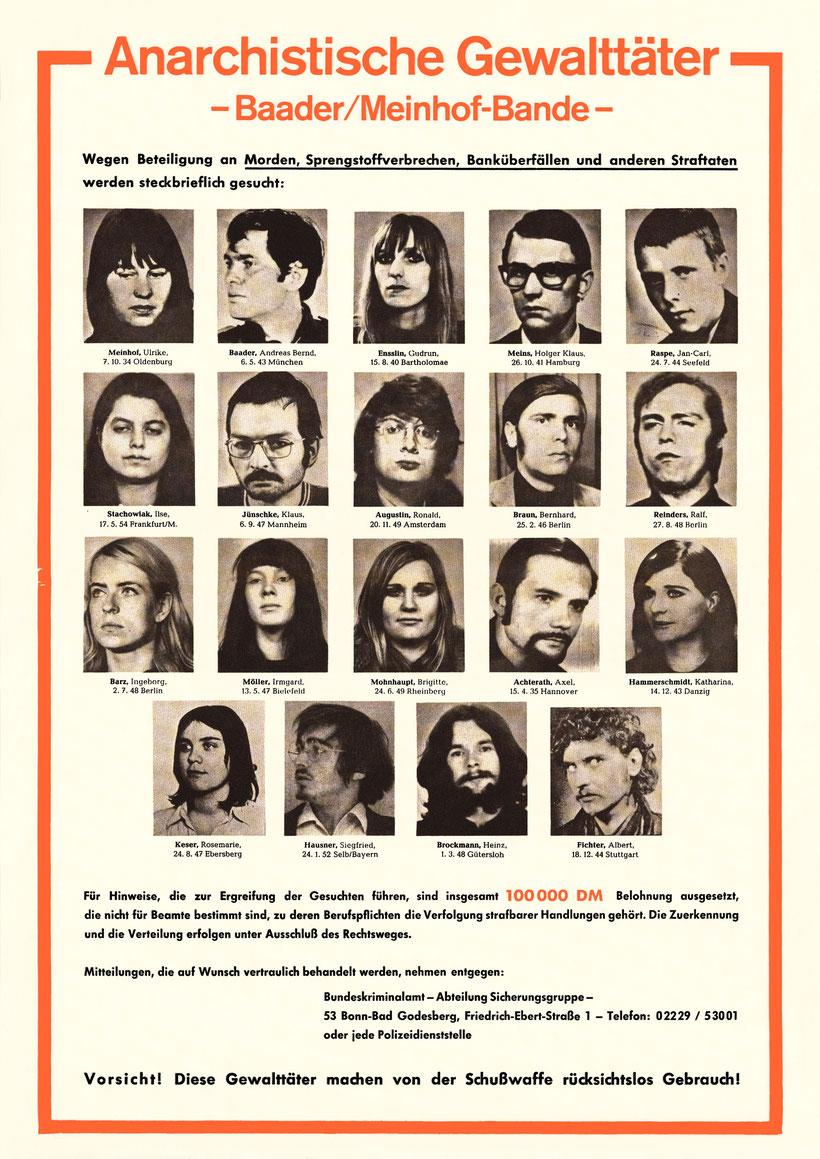 Polizeigeschichte Nrw 70er Jahre Polizeigeschichte Infopool
