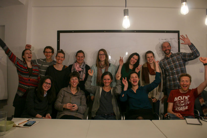 Das Zero Waste Hamburg Team