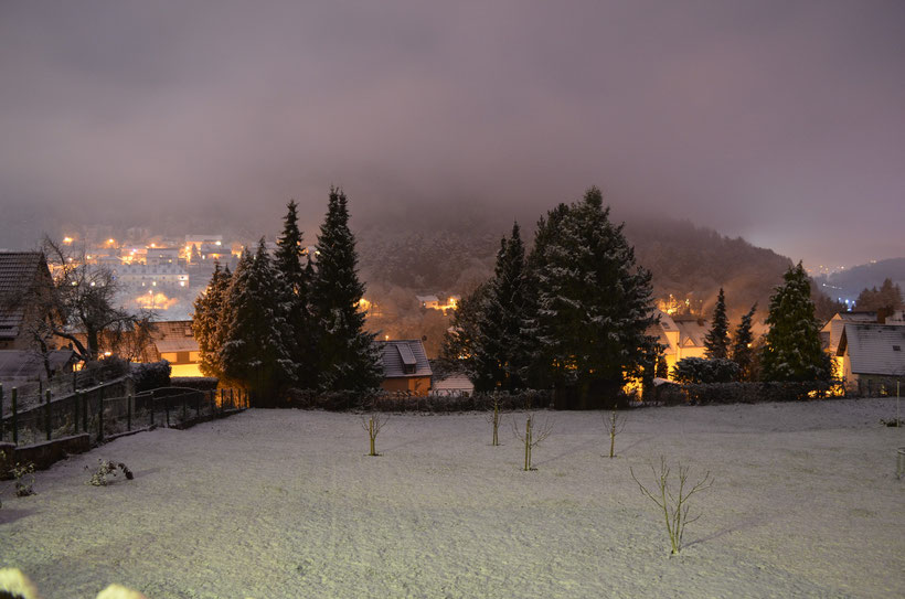 Dezembernacht in Gerolstein, 08.12.2014