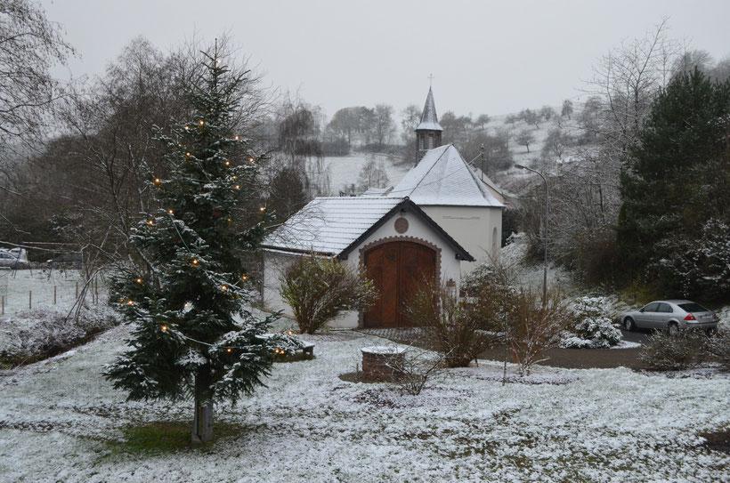 Balesfeld, Dezember 2014