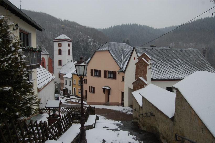 Neuerburg, Dezember 2010