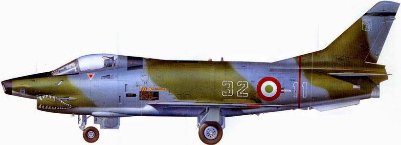 G.91Y 32°Stormo