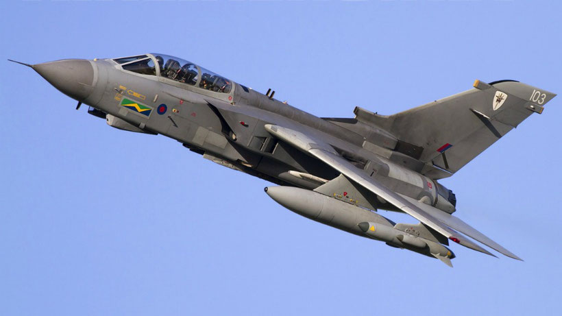 Panavia Tornado GR4 Royal Air Force