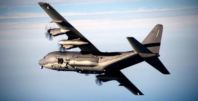 Lockheed Martin AC-130J / © Lockheed Martin.