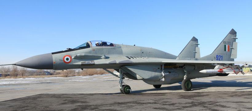 MiG-29UPG / © RAC MiG