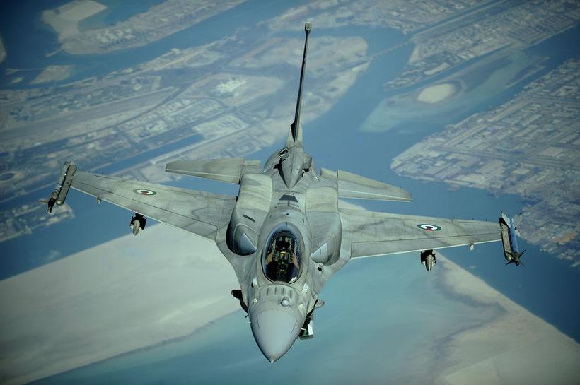 """F-16E Block 60 """"Desert Falcon"""""""
