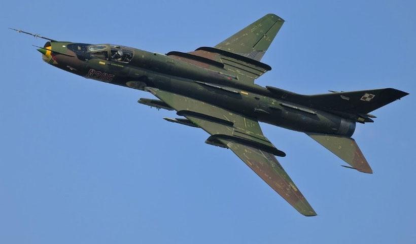 "Sukhoi Su-22M-4 ""Fitter-K"" - Siły Powietrzne"