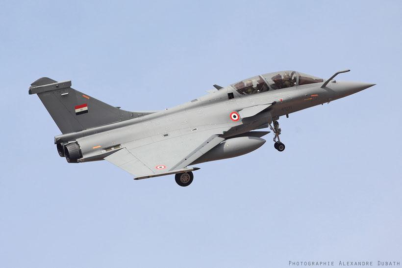 Dassault Rafale EM01 della EAF / © Alexandre Dubath