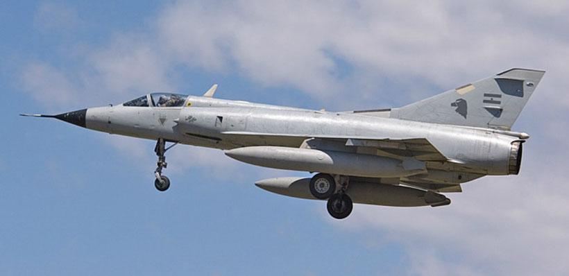 Dassault Mirage IIIEA della Fuerza Aérea Argentina (FAA) / Archivio AeroStoria