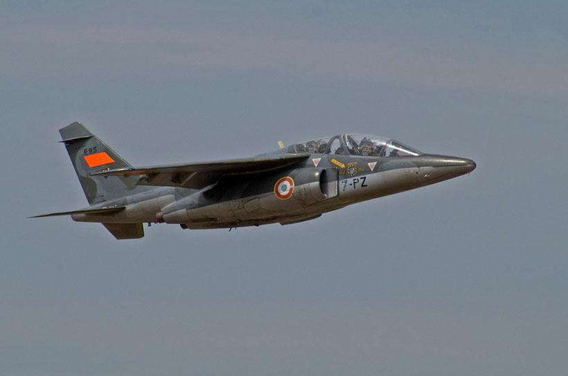 Dassault-Dornier Alpha Jet / © Armée de l'air
