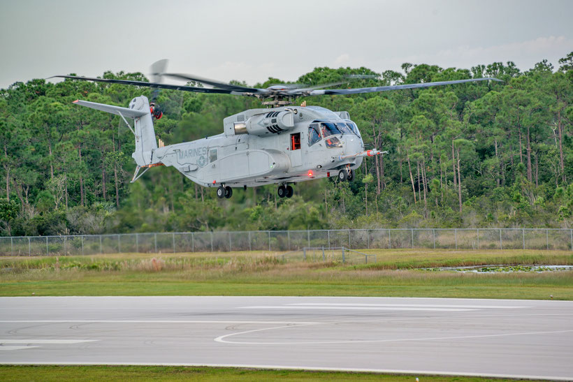 "Sikorsky CH-53K ""king Stallion"" / (foto: Sikorsky Aircraft Corporation)"